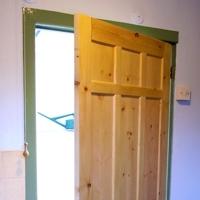 Deco-style Door